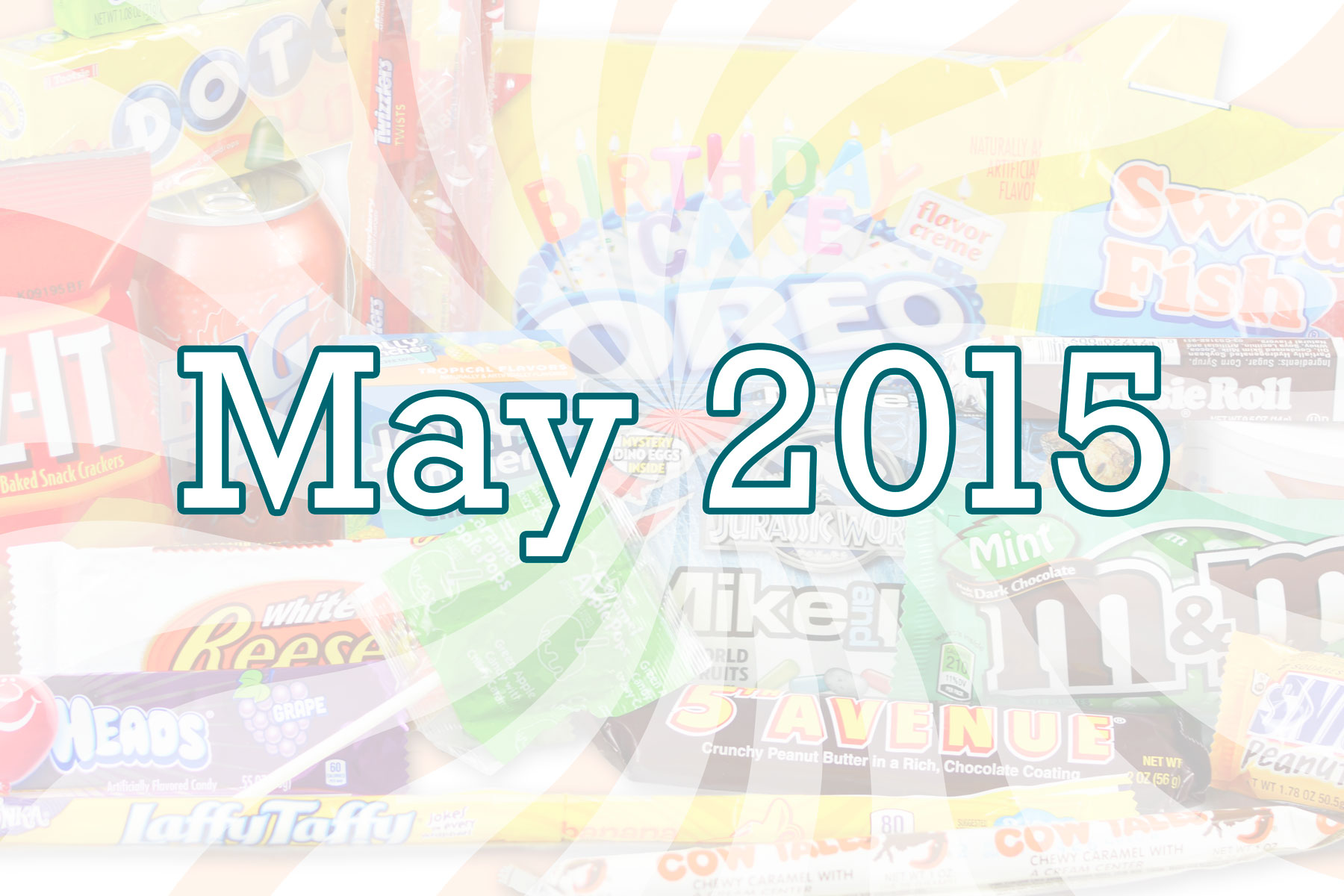 May 2015 American Candy