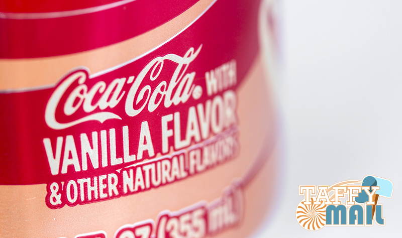 American sweets and treats that could be included: Vanilla Coca-Cola