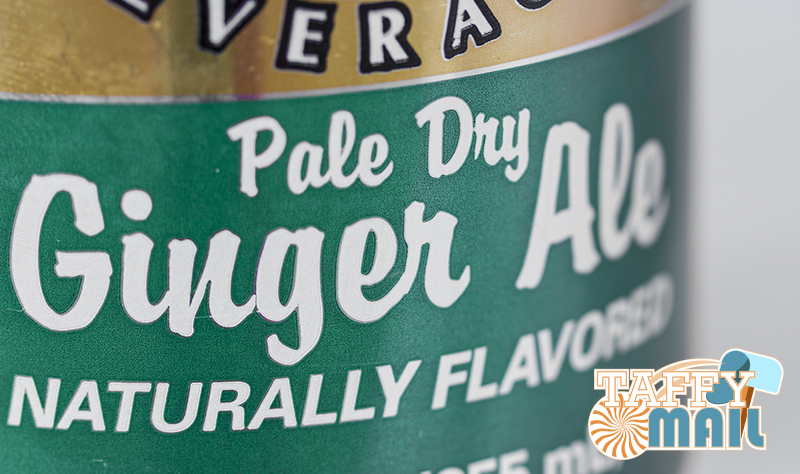 American sweets and treats that could be included: DAYS Ginger Ale