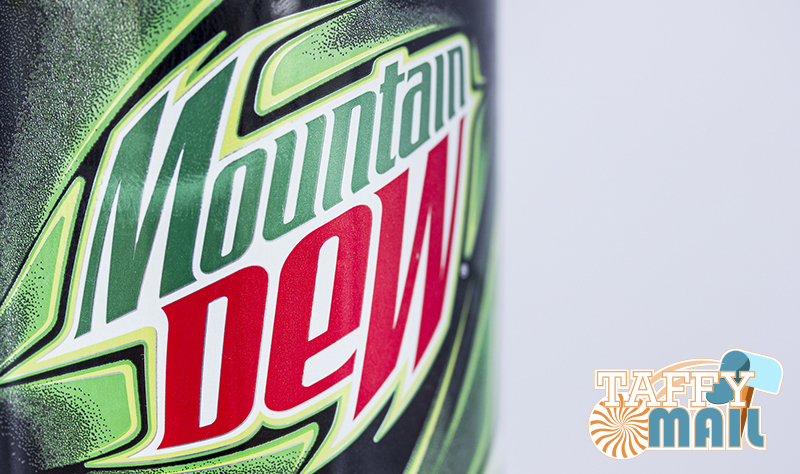 American Drinks Mountain Dew
