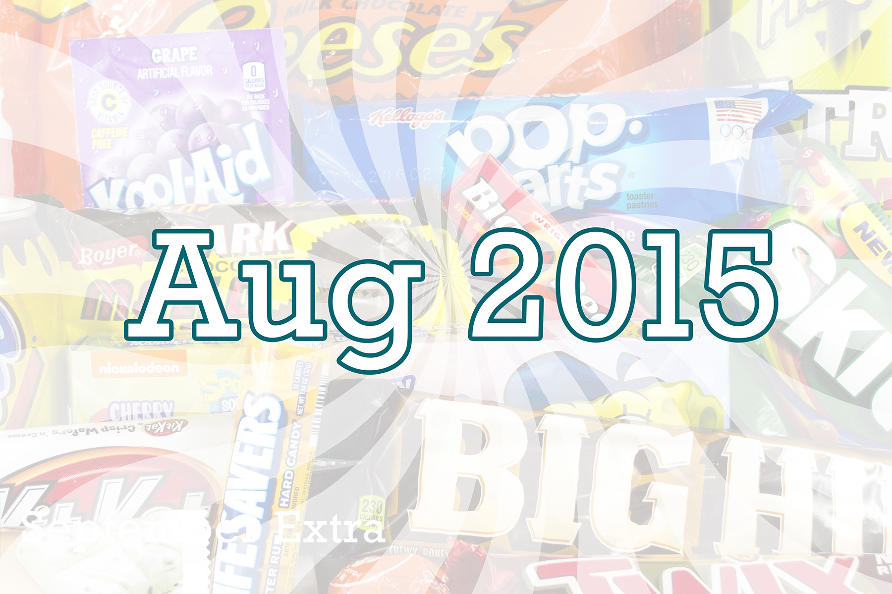 August 2015 American Candy