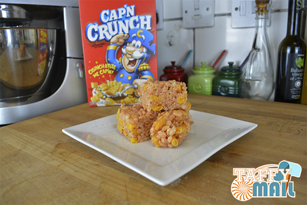 American Cereal Capn Crunch Recipe
