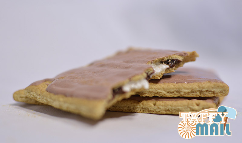 Frosted S'mores Pop Tarts