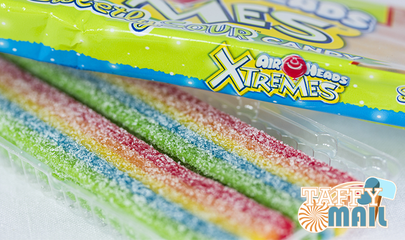 Airheads Xtremes Sour Rainbow Berry