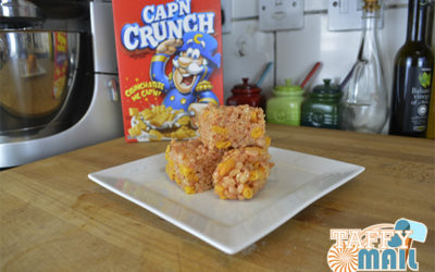 Cap'n Crunch Krispie Bites Recipe