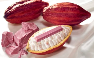 Japan Has Pink Chocolate KitKats (and we're jealous)!