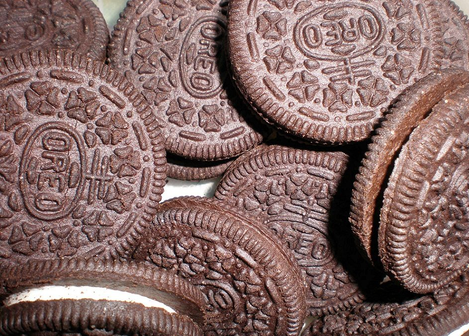 A comprehensive list of available Oreos flavours