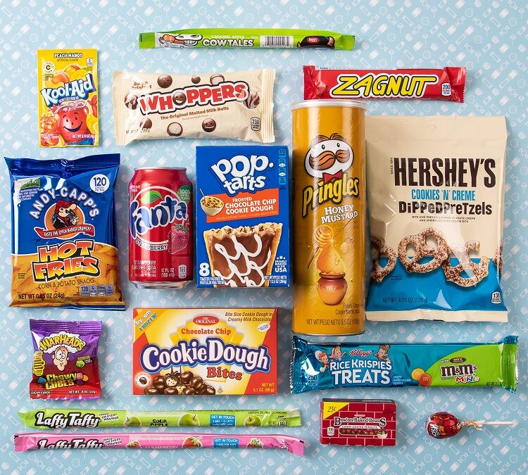 Must try American candy!